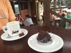 Santo Doce Tortas Finas & Cafe