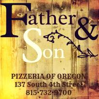 ‪Father and Son Pizzeria‬