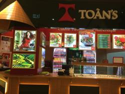 Toan's Authentic Vietnamese  Cuisine