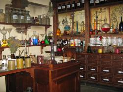 Secret Pharmacy Interactive Museum