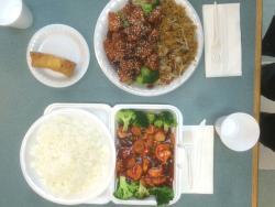 Amazing Wok Chinese