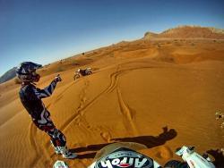 Motocross and Enduro riding in Dubai