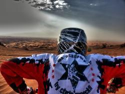 MX-Academy Motocross Enduro Desert ride and Dune Bashing Dubai