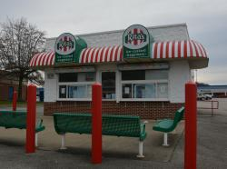 Ritas Ice, Custard and Happiness