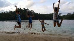 Waru-Waru Beach