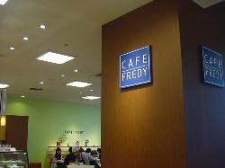 Cafe Fredy Tachikawa Takashimaya