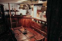 отдельные кабиночки в ресторане
