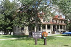 Albright Visitor Center and Museum