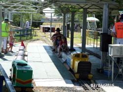 Londt Park Miniature Railway