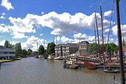 IJsselhuis Museumhaven Cafe