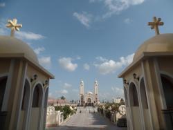 Deir Mar Mina (St. Mina Monastery)