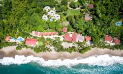 Arial View @ Tango Mar Beachfront Boutique Hotel & Villas