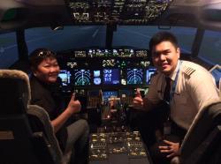 曼谷飞行体验