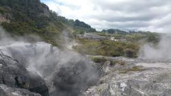 Te Whakarewarewa Geothermal Valley
