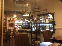 Homebake Café