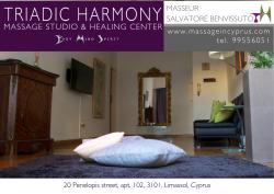 Triadic Harmony Massage Studio & Healing Center