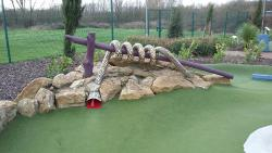 Mr Mulligan's Pirate Golf