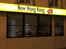 New Hong Kong Asian Food Bar