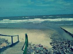 Praia Balneário Hermenegildo