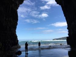 Cathedral Caves Walk