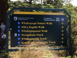 Whakapapa Nature Walk