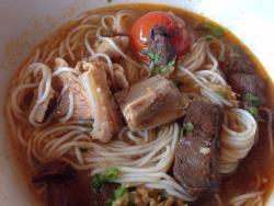 Baan Khanomchin Nam Ngiao Op Mo Din