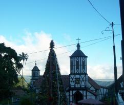 Saint Martin's Church (La Iglesia de San Martin)