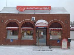 Leipomomyymala