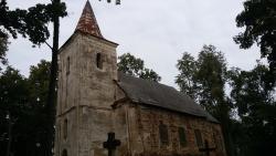 Berkenelsk (Birkinelsk) Lutheran Church