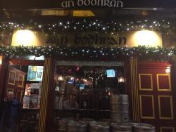 An Bodhran Bar