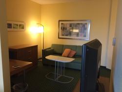 SpringHill Suites Baton Rouge North/Airport