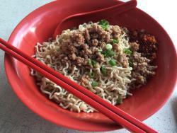 Oil Town Sarawak Noodle