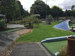 Gisborne i-SITE Mini Golf