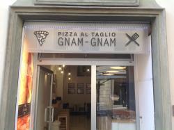 Pizza Al Taglio Gnam Gnam