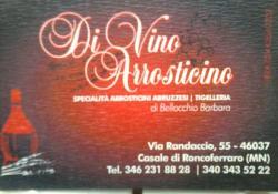 Di Vino Arrosticino