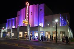 Seminole Theatre front