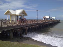 El Malecón de La Ceiba