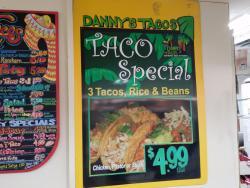 Danny's Tacos & Grill
