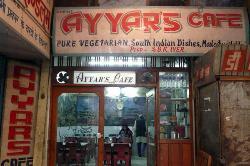 Ayyar's Cafe