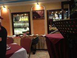 Restaurant Baron V Hotelu Frantiska Palackeho