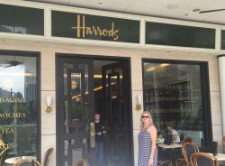Harrods Cafe