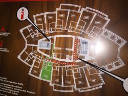60th Floor layout