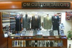 OM Custom Tailors - Men's & Women's Tailored Bespoke Suits Shirts