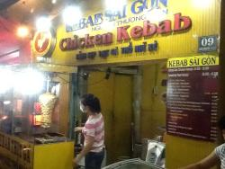 Kebab Sai Gon