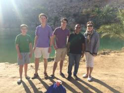Muscat Nature Tours - Day Tours