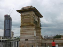 Victoria Bridge Abutment
