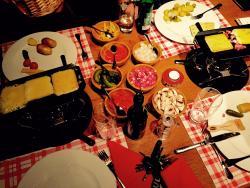 Raclette Stube Kursaal Arosa