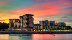 Darwin Waterfront Luxury Suites