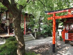 Suika Temmangu Shrine
