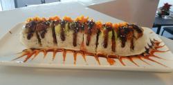Sake Sushi Rolls